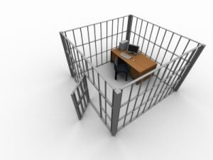 Cubicle Prison